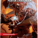 Cover of the D&D Player's Handbook