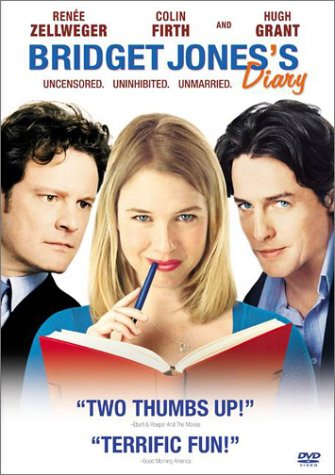 Movie poster for Bridget Jones's Diary