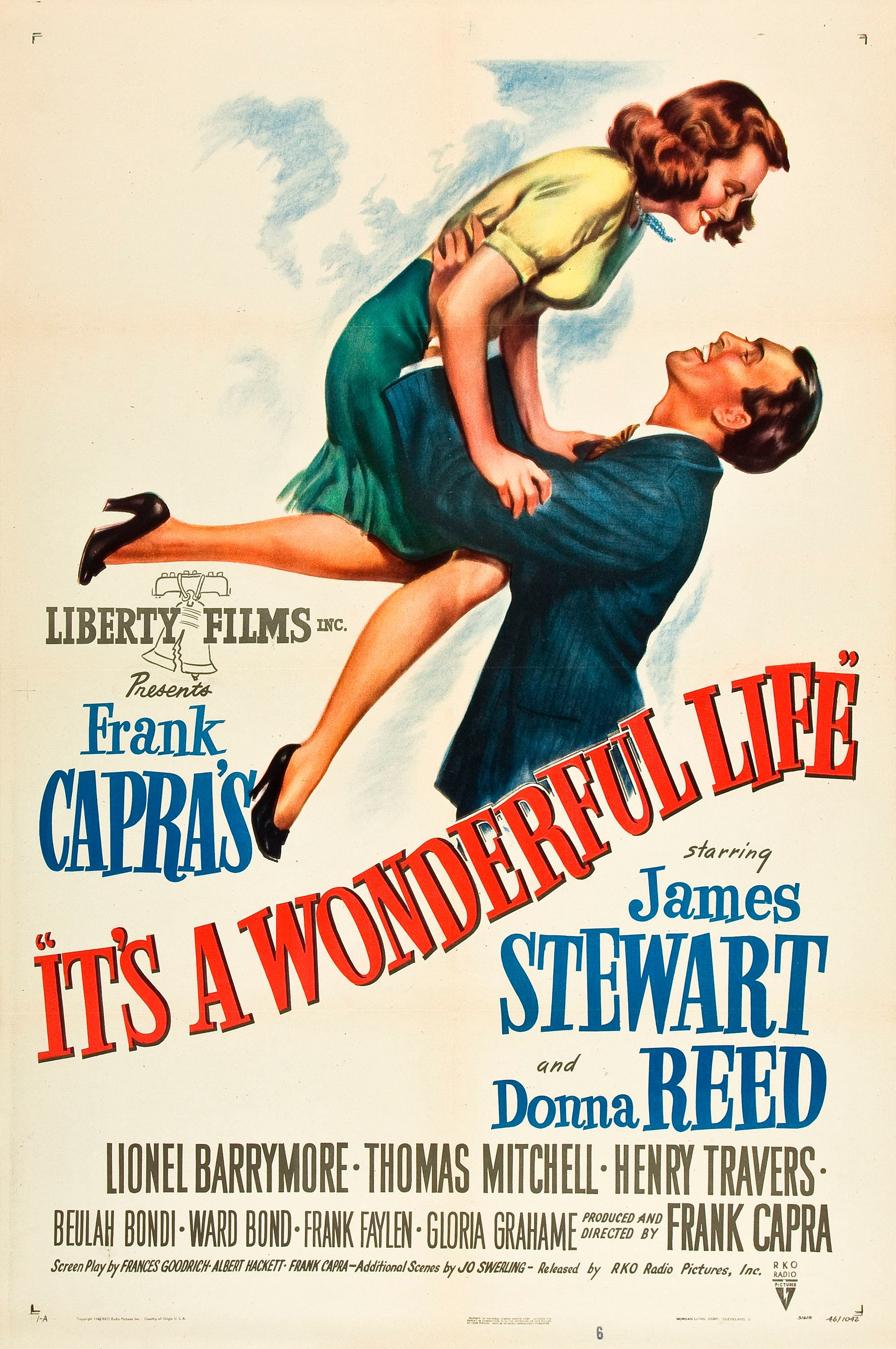 Movie posted for It's A Wonderful Life
