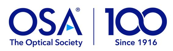 Logo for the Optical Society