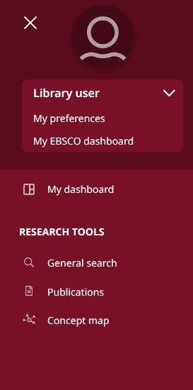 The new Start Your Search sidebar