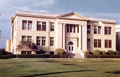 Reeves Hall, 1964