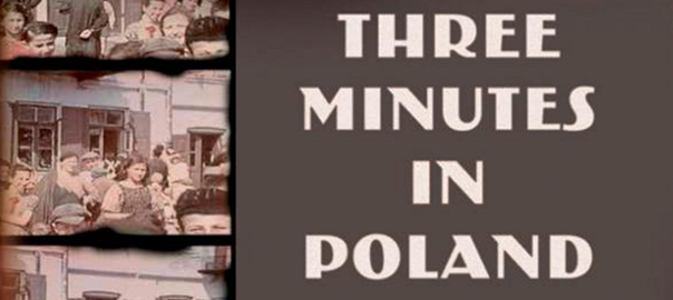 Three minutes in Poland graphic