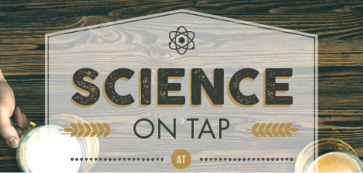 Science on Tap banner