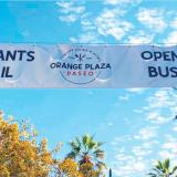 Plaza Paseo Banner