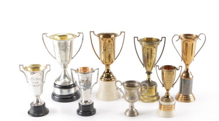 Custom Trophies & U-Neek Awards - School of Communication