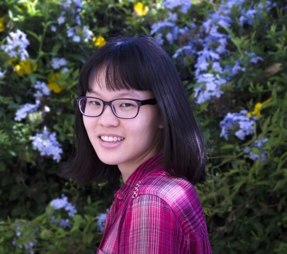 Headshot of Carol Sun