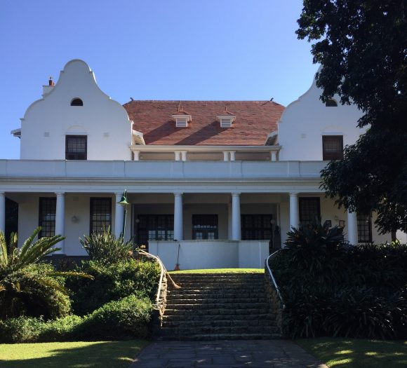 Manor house in Durban