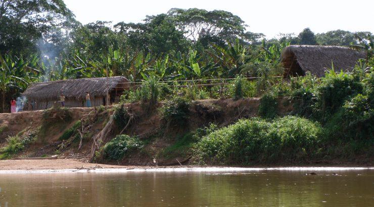 Village in Bolivia