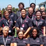 Chapman University researchers at grant writing workshop participants