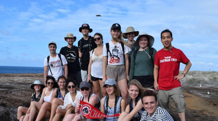 Galapagos interterm 2019