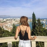 Rachel in Europe