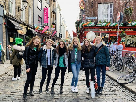 Students in Dublin
