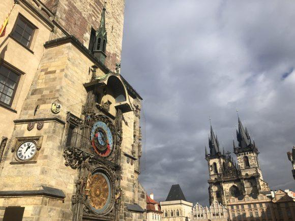 Prague old town scquare