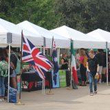 Study Abroad Fair in Attallah Piazza