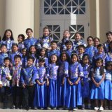Little Dynasty children's orchestra
