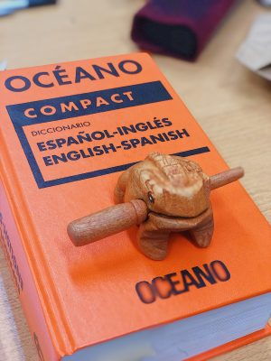 An English-Spanish Dictionary
