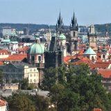 City view of Prague