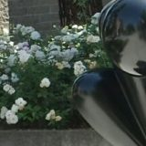 Emergence Statue at Chapman University