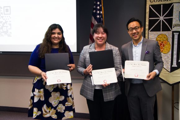 picture of 3MT winners